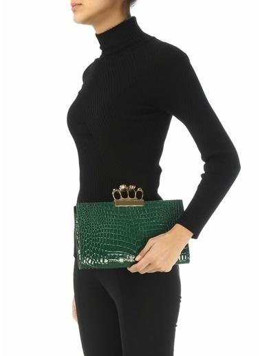 Alexander McQueen Çanta Yeşil